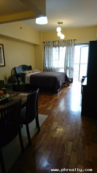 45 000 Greenbelt 1 Mosaic Tower Studio Condo For Rent
