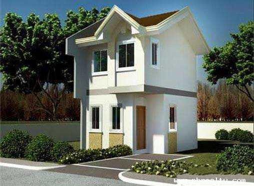 Villa arsenia joselle model house