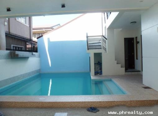 11 900 000 Brand New House With Pool For Sale In Greenwoods Pasig House Lot For Sale In