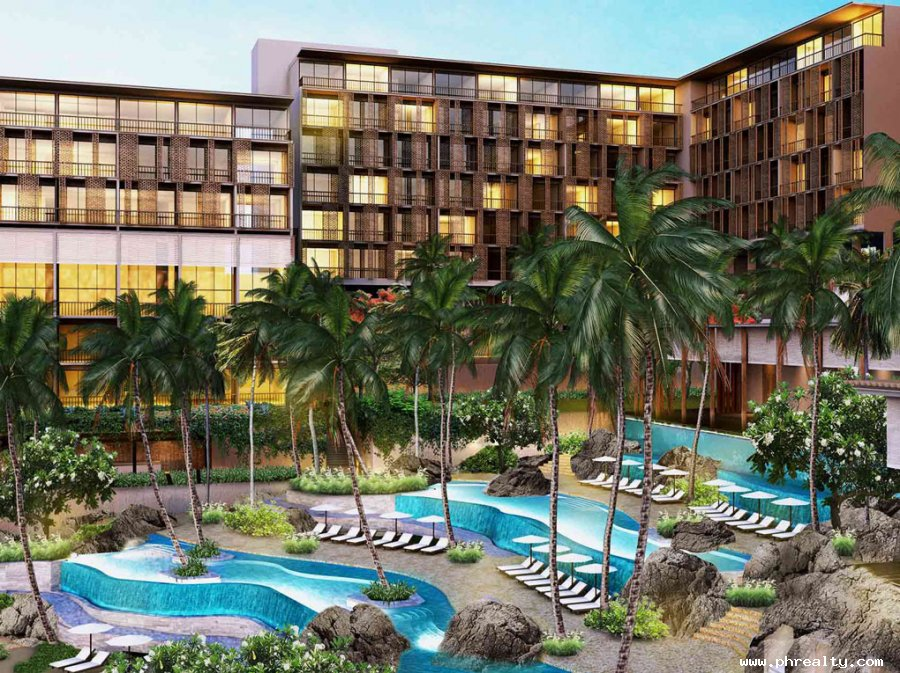 13 000 000 sheraton beachside condo for sale in mactan for Hotel pillows for sale philippines