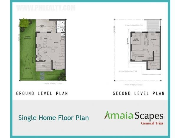 2 113 346 Amaia Scapes General Trias House Model Single Home House Lot For Sale In General Trias Cavite