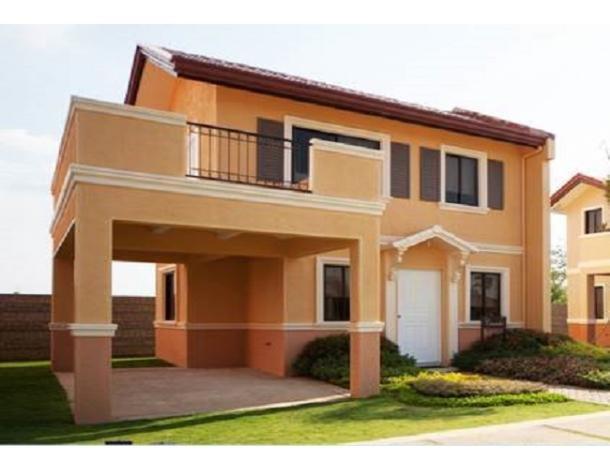 2 538 198 Camella Bucandala Carmela House Model House Lot For Sale In Imus Cavite