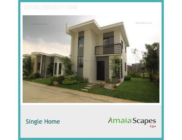 1 800 000 Amaia Scapes Lipa House Model Single Home House Lot For Sale In Lipa Batangas