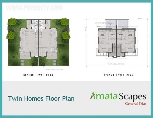 1 993 485 Amaia Scapes General Trias House Model Twin
